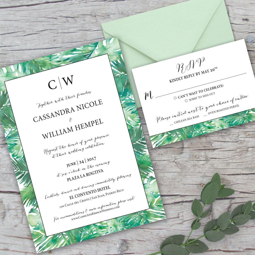 Marlie Renee Designs – Gorgeous Custom-Made Wedding Invites & Stationery